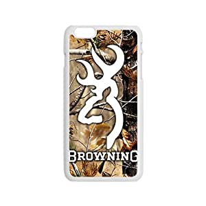 Autumn scenery Browning Cell Phone Case for Iphone 6
