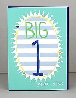 Boys 1st Birthday Cards By Molly Mae TS11