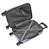Steve Madden 20 Inch Carry On Luggage Collection