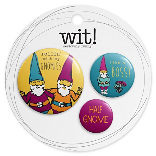 wit! Buttons, Gnome