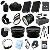ULTRA PROFESSIONAL ACCESSORY PACKAGE: for Pentax K-30, K-50, K-500 SLR Camera