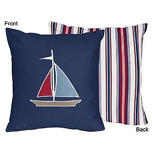518vTw0QibL._SS300_ 100+ Nautical Pillows & Nautical Pillow Covers