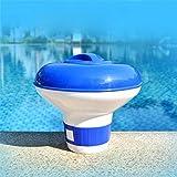 SUJING Swimming Pool Floating Chlorine Dispenser Chlorine Floater Floating Pool Adjustable Chlorine Output