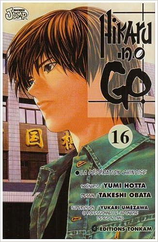 Livre gratuits Hikaru no go Vol.16 pdf, epub ebook