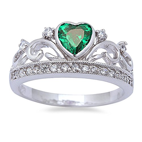 Rings king and queen FashionFeedco