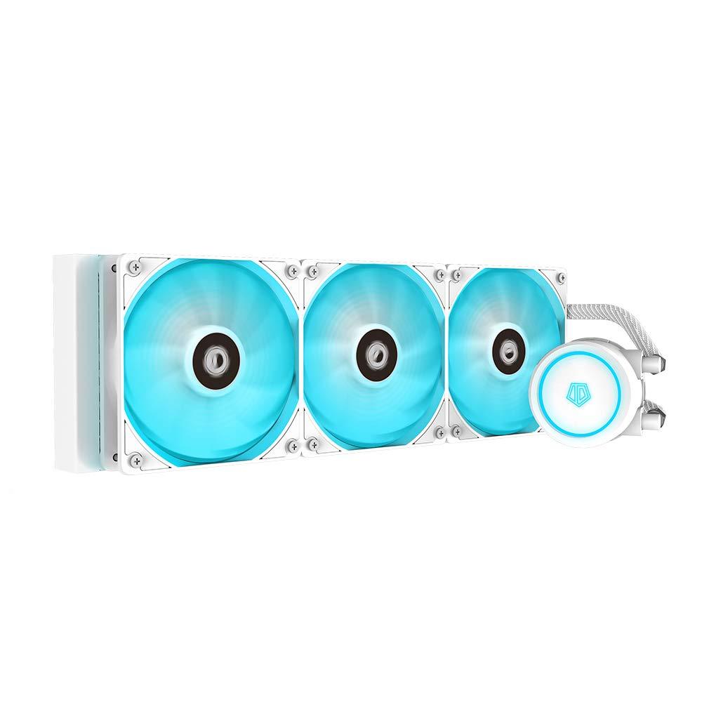 Water Cooler ID-COOLING AURAFLOW X 360 Snow
