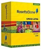 Rosetta Stone Homeschool Latin Level 1-3 Set including Audio Companion