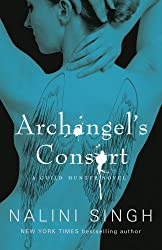 Archangel's Consort: The Guild Hunter Series