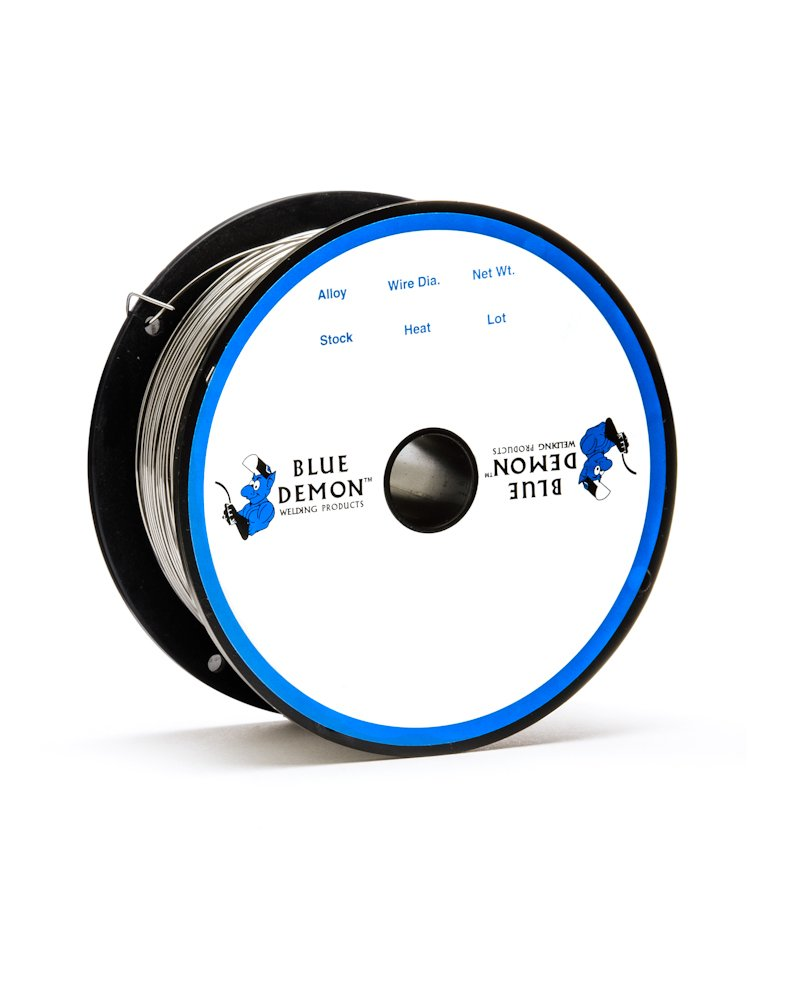 Blue Demon 308LSI X .030 X 2# Spool stainless steel welding wire ...