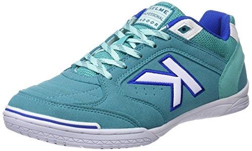 Kelme Unisex Azul Precision Zapatillas Adulto Aqua 460 RqURr46W