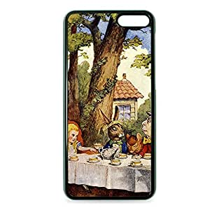 Case Fun Case Fun Alice in Wonderland Mad Hatters Tea Party Snap-on Hard Back Case Cover for Amazon Fire Phone