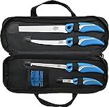 Cuda 6 Piece Knife/Sharpener Set