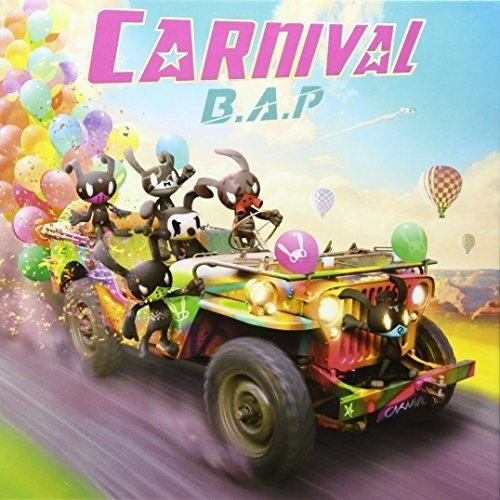 CD : B.A.P - Carnival (Asia - Import)