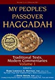 img - for My People's Passover Haggadah: Traditional Texts, Modern Commentaries Volume 1 book / textbook / text book
