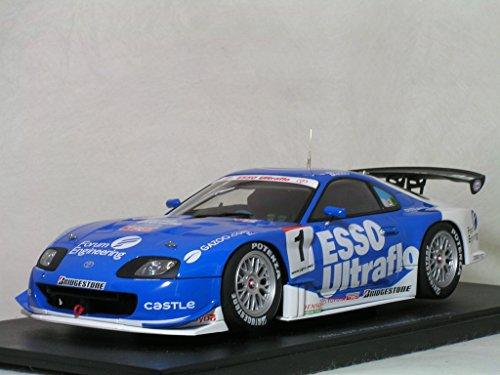 1/18 TOYOTA SUPRA JGTC 2003 ESSO ULTRAFLO#1(ブルー×ホワイト) 「MOTOR SPORTシリーズ」 80315