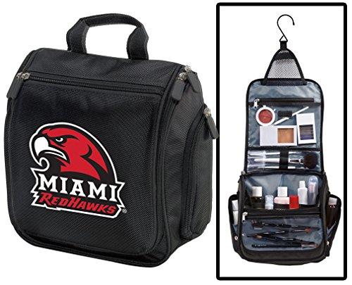 (Miami University Toiletry Bags Or Hanging Miami RedHawks Shaving Kits)
