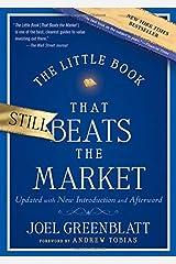 The Little Book That Still Beats the Market Hardcover