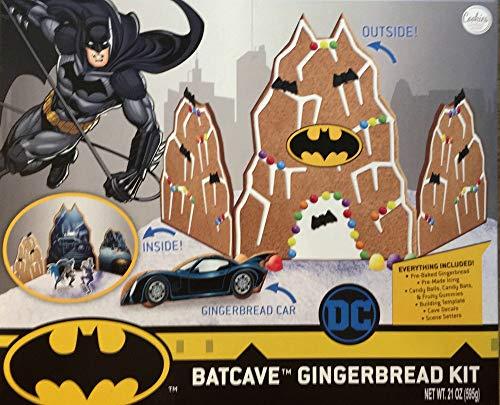 - Batcave Gingerbread House Kit