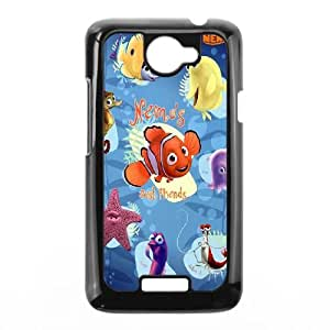 Finding Nemo HTC One X Cell Phone Case Black DIY Gift xxy002_0351608