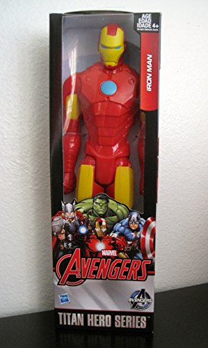 Ironman Avengers New Statue (Marvel Avengers Titan Hero Series Iron Man 12