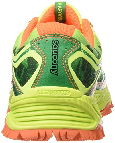 SAUCONY XODUS 6 CITRON/GREEN Verde