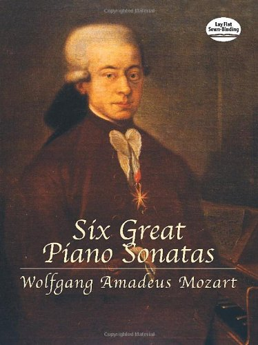 Six Piano Sonatas - 8