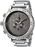 Nixon Men's A0832064 51-30 Chrono Analog Display Analog Quartz Watch