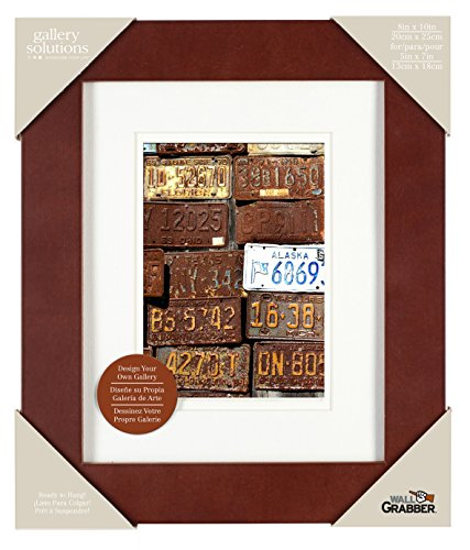 8x10 picture frame expresso - 5