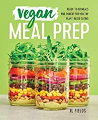 Eat healthier every day with this fast, easy vegan cookbook and meal plan.              A little meal prep goes a long way to simplifying the plant-based diet. Vegan Meal Prep makes sure that you always have healthy, portion-c...