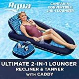 campania lounge 3-in-1 recliner lounge in batik by aqua leisure