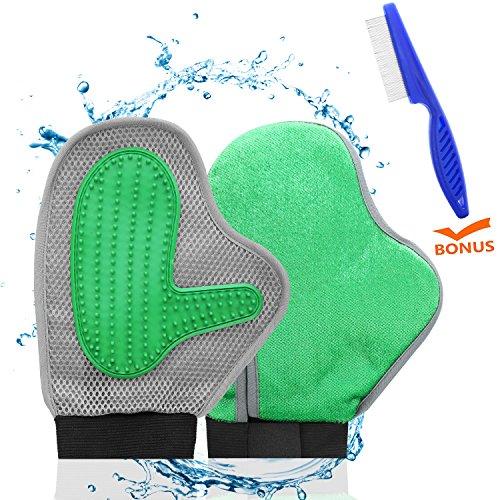 Rubber Massage Glove - 3