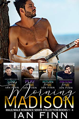 99¢ - Morning Madison Series Box Set: Books 1-4