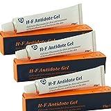 Max Medsurge 3X Hf Antidote Gel Calcium Gluconate 25G - Hydrofluoric Acid Burn