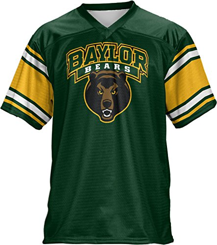ProSphere Baylor University Men's Football Jersey (End Zone) FCF41 (Small)