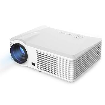 CHANYO proyector portátil, PRS220 distancia ajustable 2500 lúmenes ...