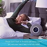 HoMedics Deep Sleep Revitalize Sleep Sound Alarm