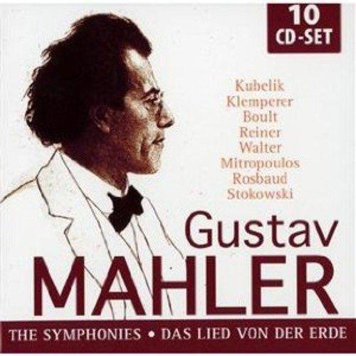 Mahler: Symphonies, Das Lied von der Erde [10 CD]