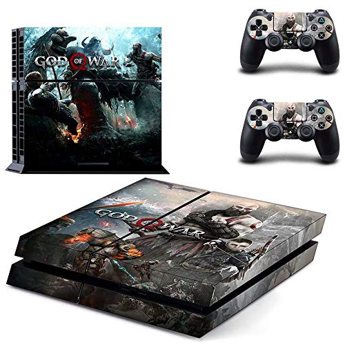 God Of War PS4 Console Skins -