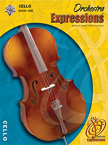 (Orchestra Expressions, Book One Student Edition: Cello, Book &)