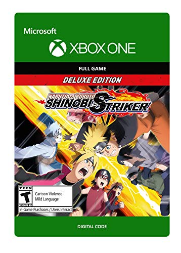 Naruto to Boruto: Shinobi Striker  Deluxe Edition - Xbox One [Digital Code]