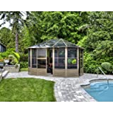 Gazebo Kits Best Deals - Gazebo Penguin 41215 4-Season Solarium, 12 by 15-Feet