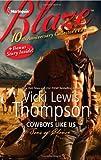 Cowboys Like Us, Vicki Lewis Thompson, 037379634X