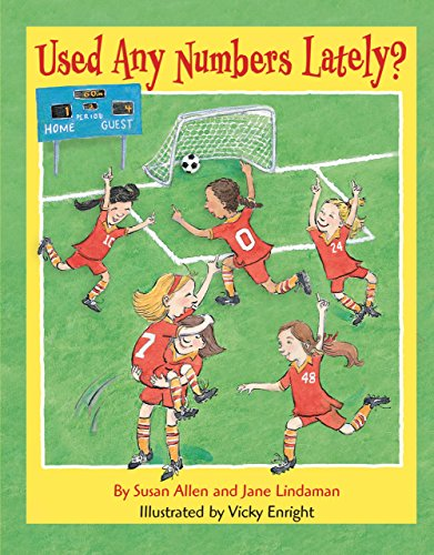 Used Any Numbers Lately? (Millbrook Picture Books)