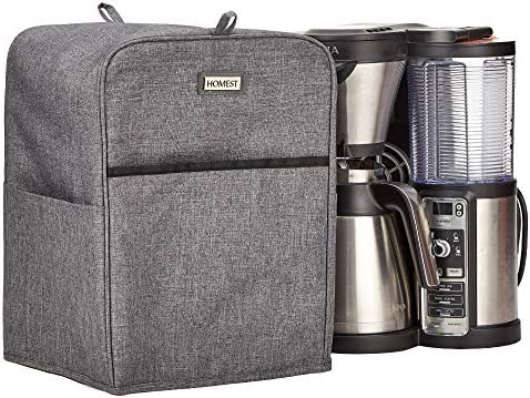 HOMEST Coffee Maker Dust Cover