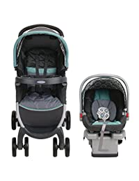 Graco FastAction Fold Click Connect Travel System Stroller, Affinia BOBEBE Online Baby Store From New York to Miami and Los Angeles