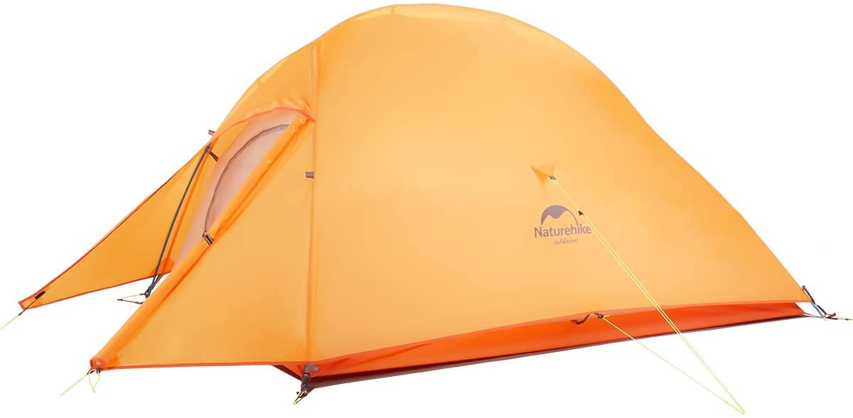 Naturehike Cloud-Up 1,2,and 3 Person 4 Season Tent