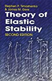 img - for Theory of Elastic Stability (Dover Civil and Mechanical Engineering) book / textbook / text book