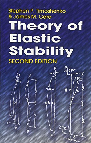 Peaches Elastic - Theory of Elastic Stability (Dover Civil and Mechanical Engineering)