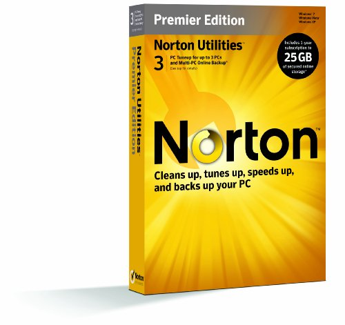 Norton Utilities 15.0 Premier - 1 User / 3 PC