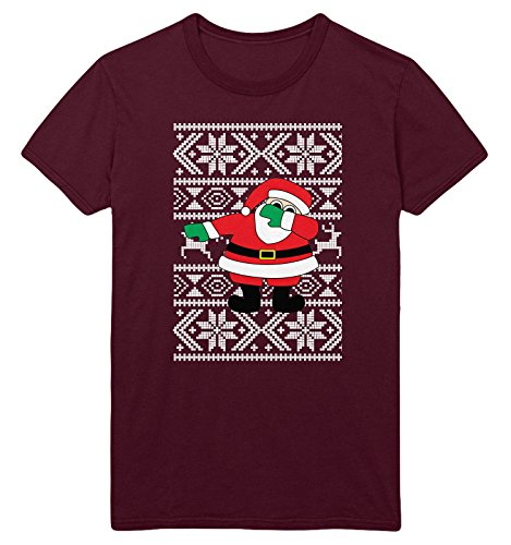 FunkyShirt  T-Shirt Gr. Medium, kastanienbraun